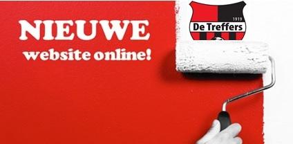 Nieuwe website online - De Treffers