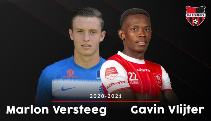 Marlon Versteeg Gavin Vlijter De Treffers versterking